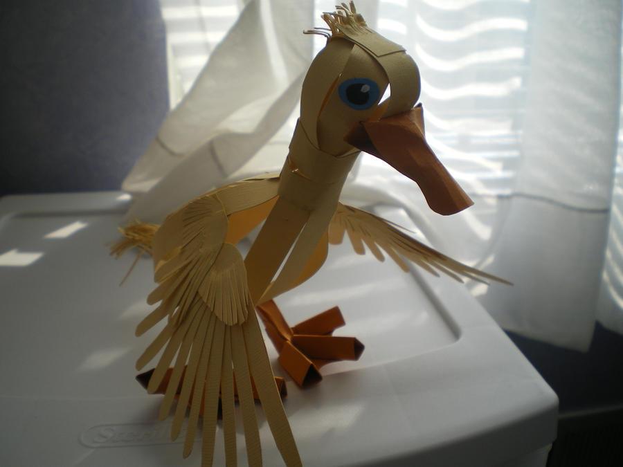 Duck by melpk
