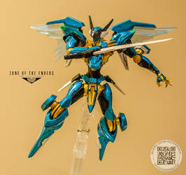 Jehuty Ready to Fight - Zone of the Enders by Skv0ra