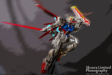 PG Aile Strike 30th Anniversary Clear Edition by Skv0ra
