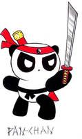Kung-Fu Fighting Panda by Kirbeanie08