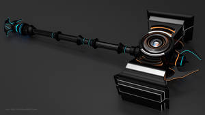 Sci-fi Hammer 3 by AH-Kai