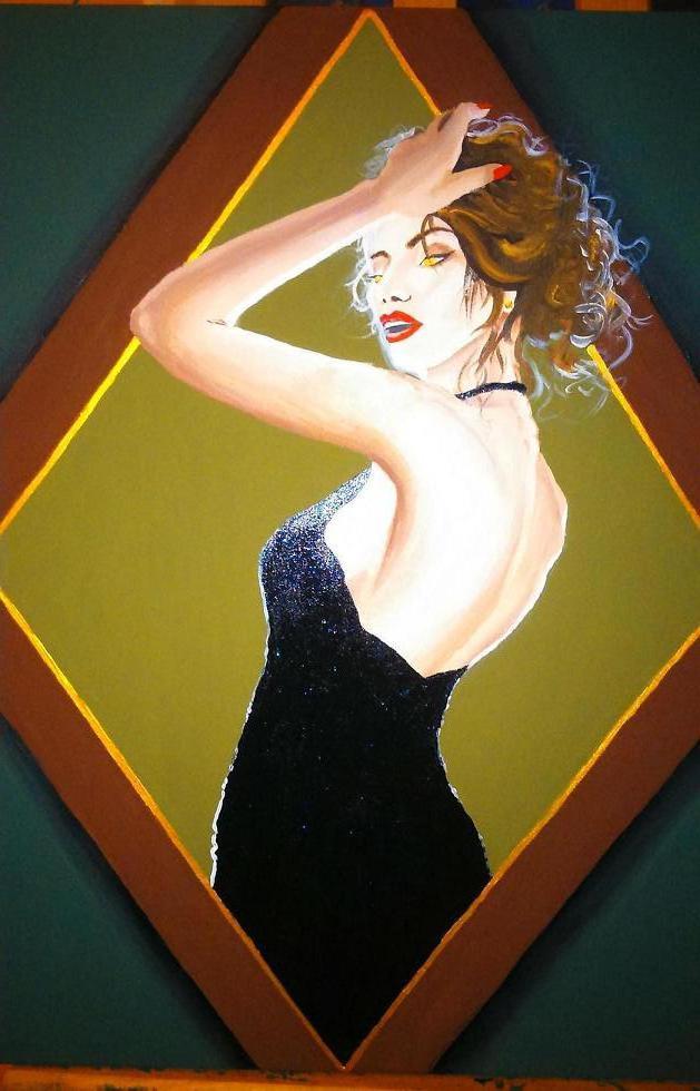 Woman by Nymphaerel