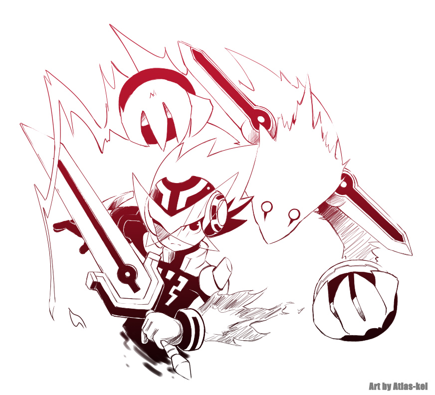 Warrior of MU by Keichan411