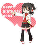 Happy Belated B-day Nami