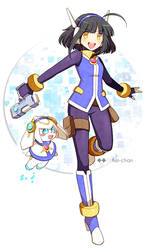 Alice+Lapigath by Keichan411