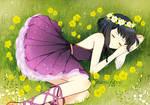 -flower crown-