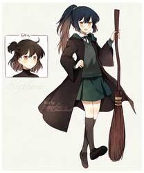 -Pottermore persona/oc-