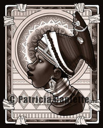 African by plcaplette
