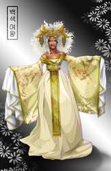 White Queen by plcaplette