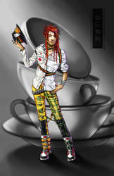 Mad Hatter by plcaplette