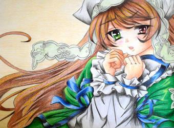 Suiseiseki by yalishandela-san