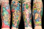 old school tattoozies
