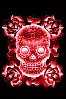 design rose skulls by natebeavers