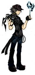 Raziel The Black Reaper by razielblackdragon