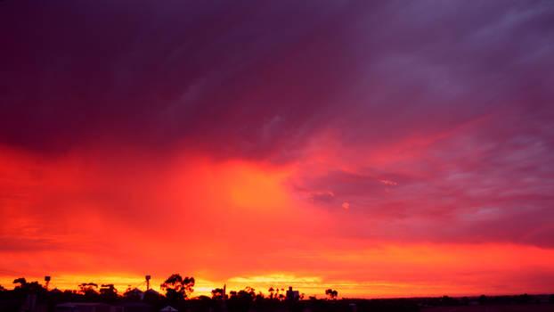 Sunset Heatwave-A
