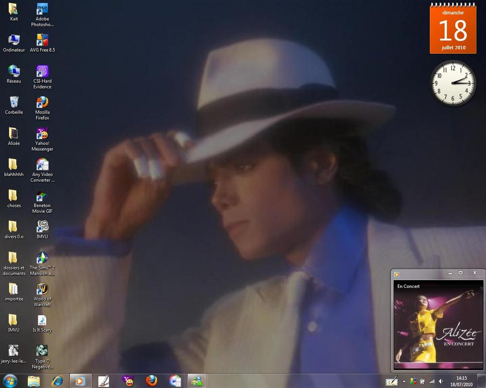 Desktop... by KAM1988