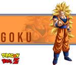 Dragon Ball Z - Goku Super Saiyan 3
