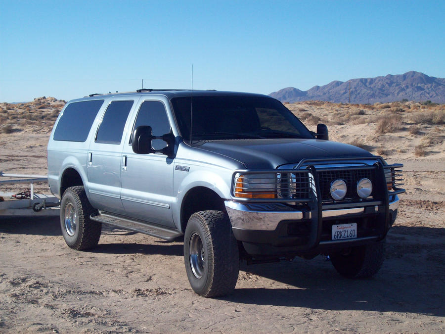 Ford Excursion by Silverperzon on DeviantArt