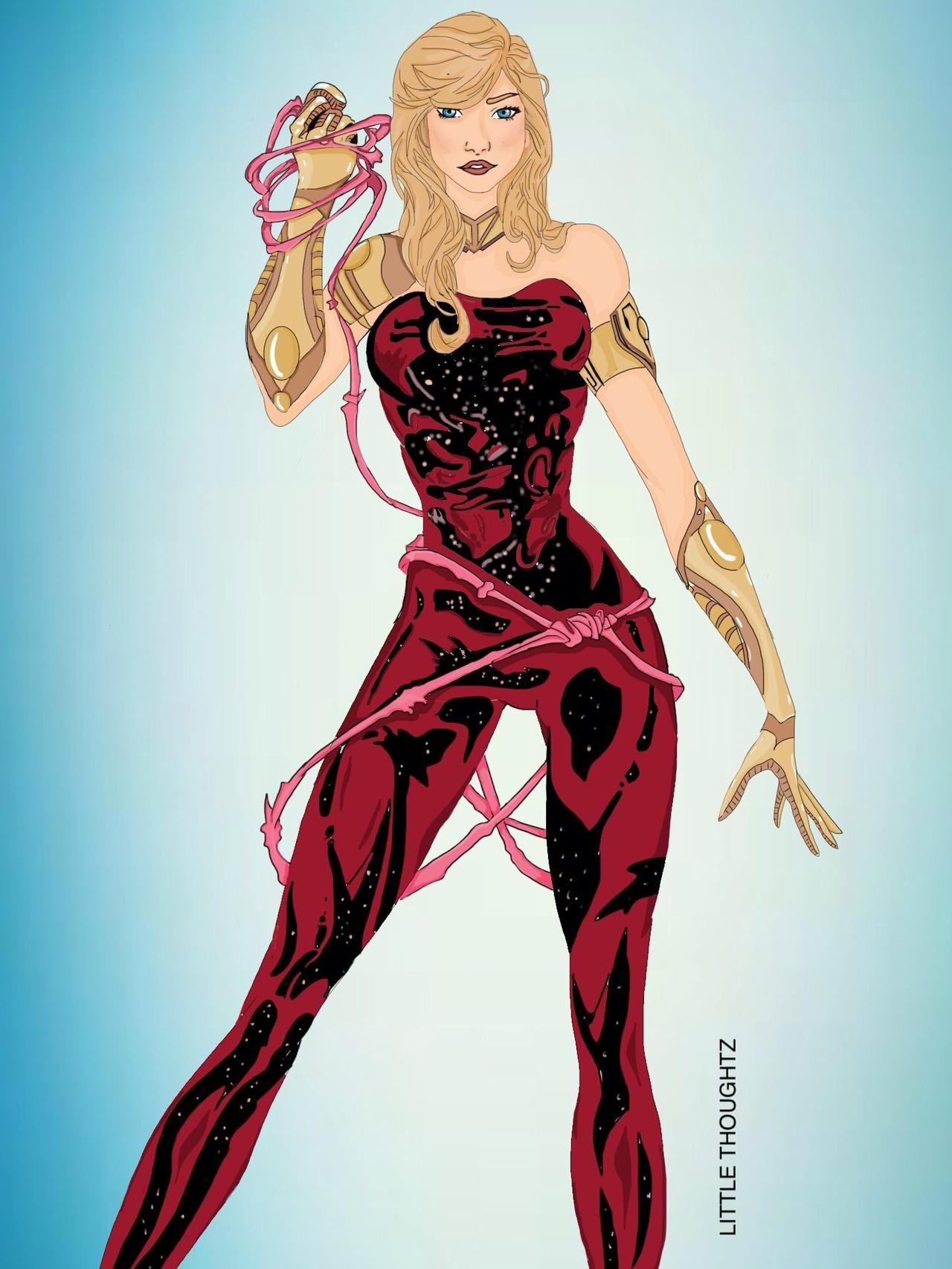 Wonder Girl (Cassie Sandsmark) - Wikipedia