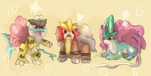 Baby Legendary Beasts
