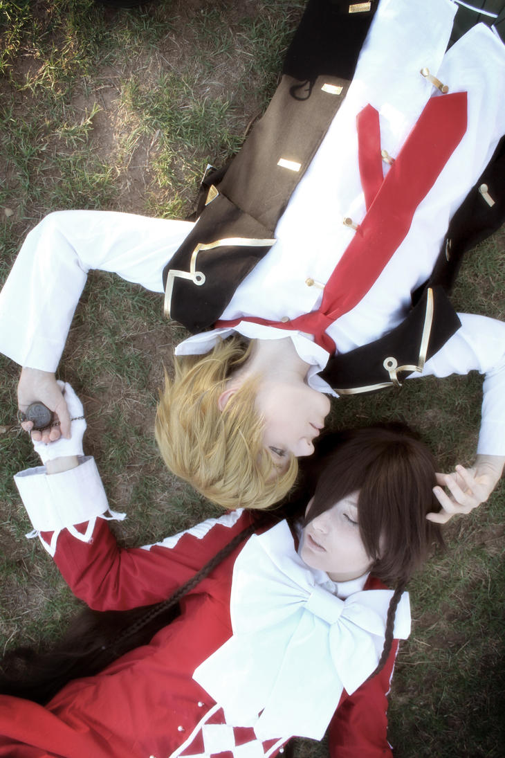 Pandora Hearts - My Promise to You by SuperWeaselPrincess