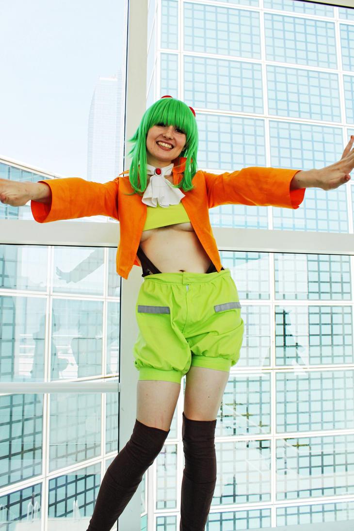 Vocaloid 3 - The Carrot by SuperWeaselPrincess