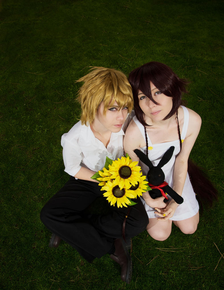 Pandora Hearts - Together by SuperWeaselPrincess