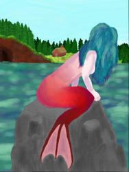 Mermaid WIP Two
