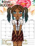 Poppy (August Humanized)