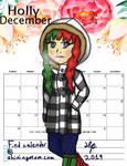Holly (December Humanized)