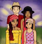 Halo's Family