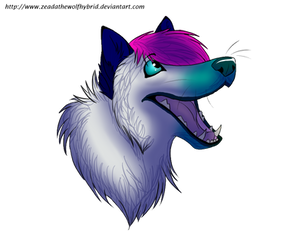 First Time Shading Fur. Woot.