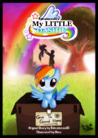 My Little Dashie The Comic: COVER PAGE by WaItzBrony