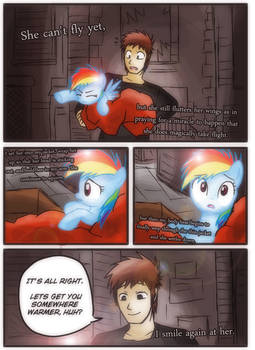 My Little Dashie THE COMIC: Page 21