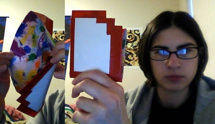 Duck Tape Captchalogue Wallet