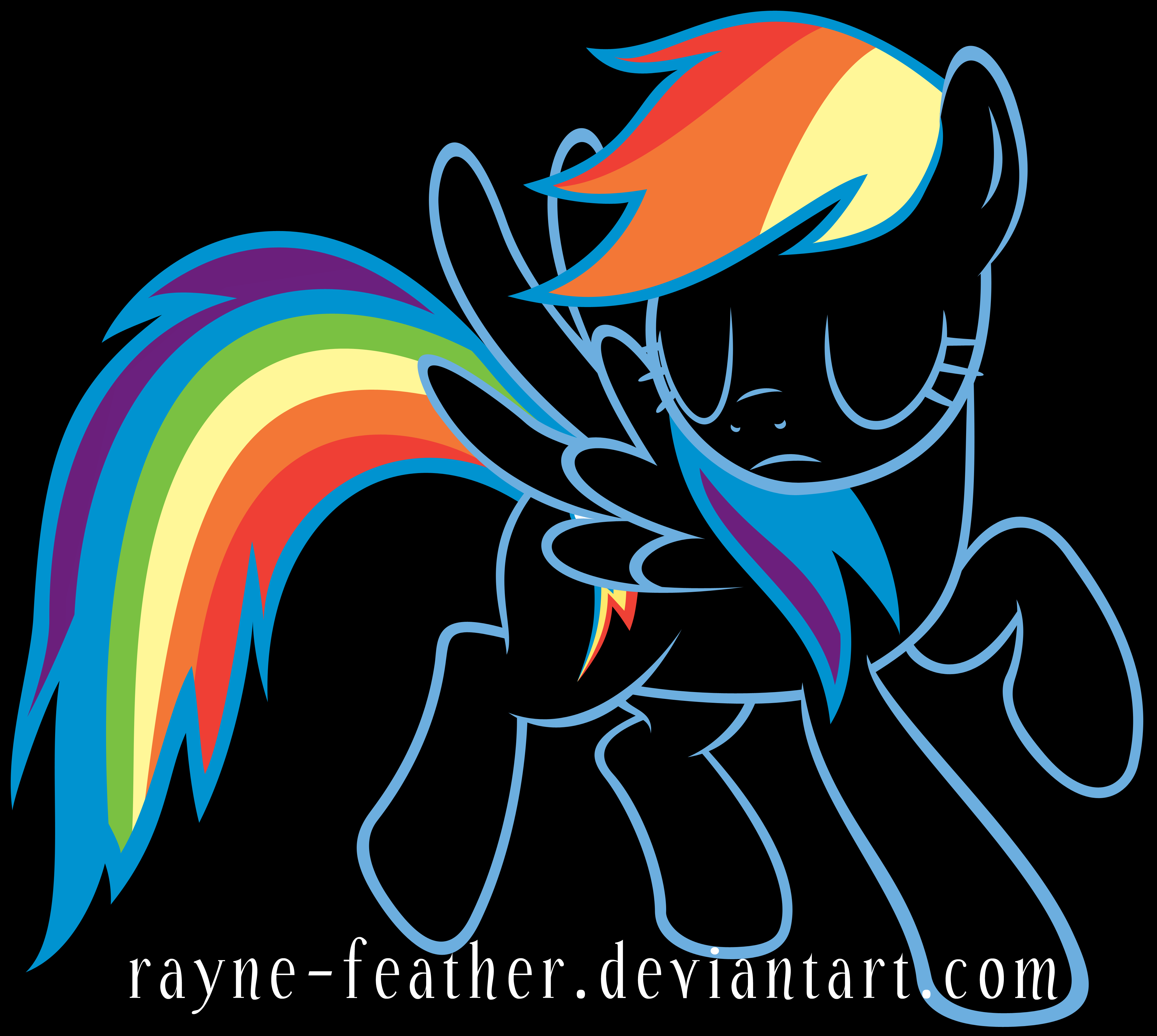 Dashie by Rayne-Feather