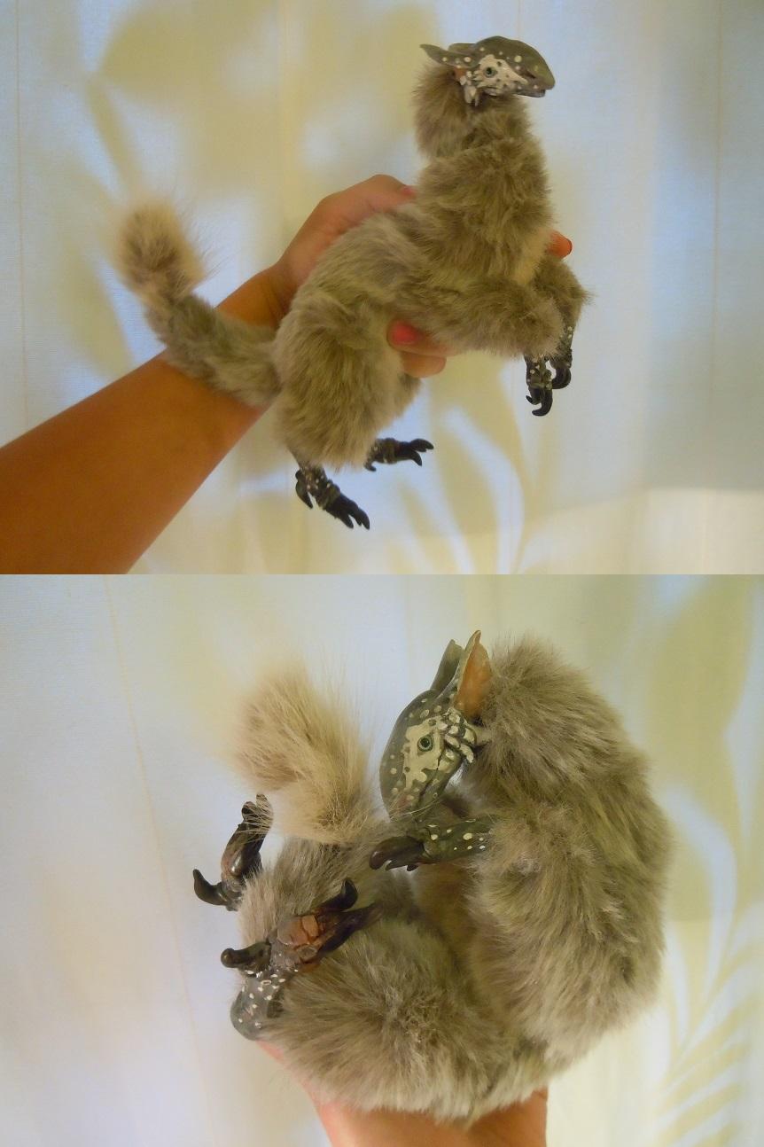 My first posable doll-Siberian by Kirin-Hunter