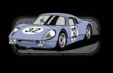 1965 Porsche 904 #32