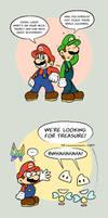 Mario randomness