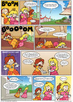 The 3 little Princesses, p.2 by TheBourgyman