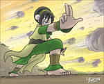 Rough and Toph