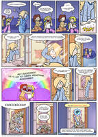The 3 Little Princesses, p.20 by TheBourgyman