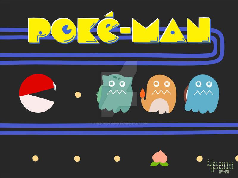 Poke A Man