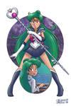 Setsuna Meiou alias Sailor Pluto