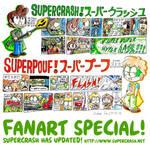 Supercrash! FANART SPECIAL! by TheBourgyman