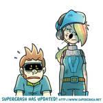 Supercrash! Chapter 6, page 16 (B)