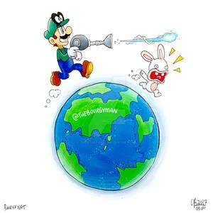 Luigi's Odyssey