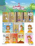 The 3 Little Princesses part 2, page 3