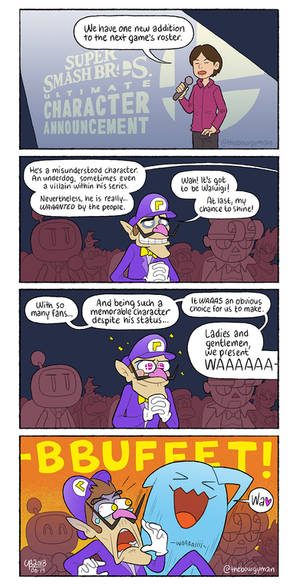 As long as there's wah, there's hope