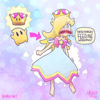 Super Crown Powered Luma!